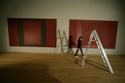Rothko exhibition